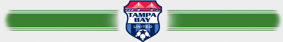 Tampa Bay United Soccer Club banner